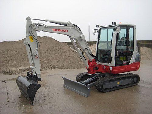 2012 Takeuchi TB285 Hydraulic Excavator – 2700 Hours