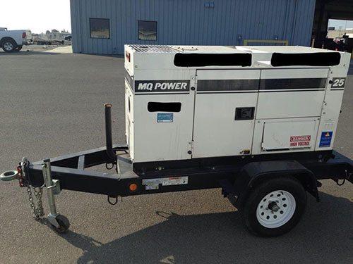 2013 Multiquip Diesel Generator DCA45SSI